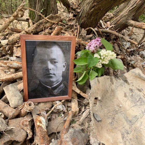 Поисковики под Новороссийском обнаружили детали советского истребителя времен ВОВ