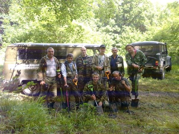 Поисковый отряд «Кубанский рубеж»