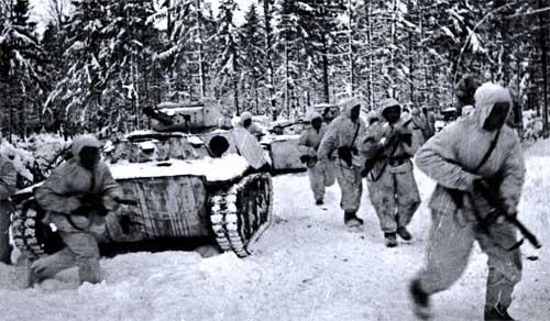 Контрнаступление Красной Армии под Москвой (5 декабря 1941 – 7 января 1942)