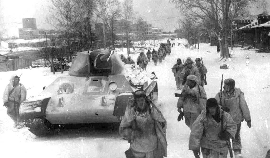 20 января. Этот день в истории Великой Отечественной Войны.
