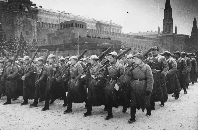 22 января Великая Отечественная Война